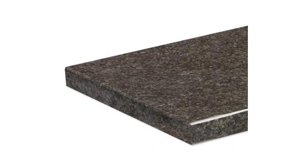 Dorpel Badkamer Graniet : Impala graniet tafelblad