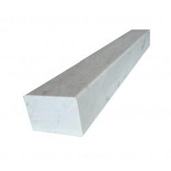 Bianco Carrara douchedorpel