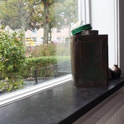 3 Populairste materialen voor een natuursteen vensterbank